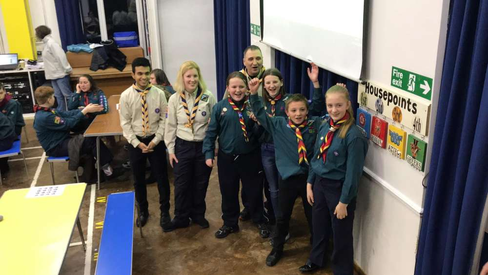 Scouts District Quiz